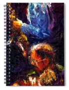 Jazz Duet Spiral Notebook