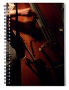 Jazz Estate 1 Spiral Notebook