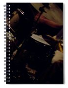 Jazz Estate 13 Spiral Notebook