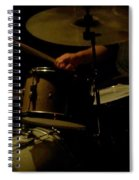 Jazz Estate 2 Spiral Notebook