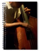 Jazz Estate 5 Spiral Notebook
