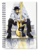 Jazz Marcus Miller 4 Spiral Notebook