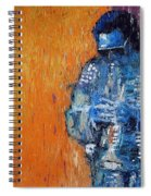 Jazz Miles Davis 2 Spiral Notebook