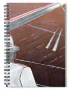 Jazz Pianist At The Brigantine Room Spiral Notebook