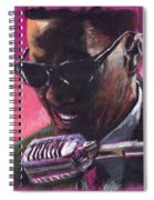Jazz. Ray Charles.1. Spiral Notebook