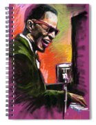 Jazz. Ray Charles.2. Spiral Notebook