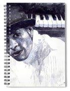 Jazz Roberto Fonseca Spiral Notebook