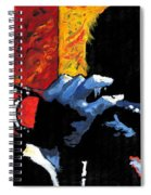 Jazz Trumpeters Spiral Notebook