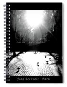 Jean Beauvais Paris Spiral Notebook