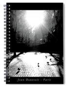 Jean Beauvais Paris Spiral Notebook