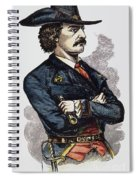 Jean Lafitte (c1780-c1826) Spiral Notebook