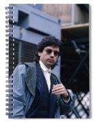 Jean Michel Jarre Spiral Notebook