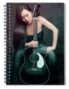 Jeanice Spiral Notebook