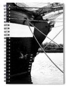 Jeanie Johnston Dublin 2 Spiral Notebook