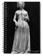 Jeanne II Dauvergne Spiral Notebook