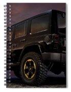 Jeep Spiral Notebook