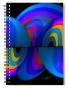 Jeepers Creepers Spiral Notebook