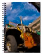 Jeepney 62932501 Spiral Notebook