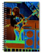 Live In Oakland 1976 Spiral Notebook