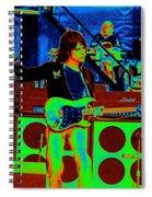 Live In Concert 1976 Spiral Notebook