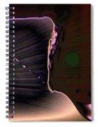 Jeff On Acid  Spiral Notebook