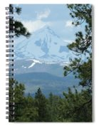 Jefferson Pines Spiral Notebook