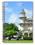 Jekyl Island Living Spiral Notebook