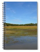 Jekyll Marsh Spiral Notebook