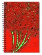Jelks Fingerling 9 Spiral Notebook