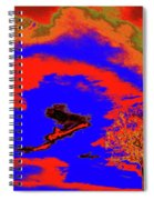 Jelks Pine 13 Spiral Notebook