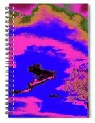 Jelks Pine 14 Spiral Notebook