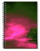 Jelks Pine 3 Spiral Notebook