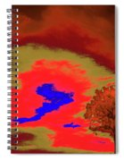 Jelks Pine 5 Spiral Notebook