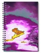 Jelks Pine 8 Spiral Notebook