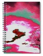 Jelks Pine 9 Spiral Notebook