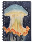 Jelly Spiral Notebook