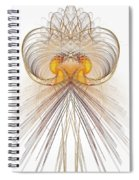 Jelly Fish Art Spiral Notebook