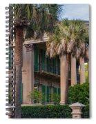 Jenkins Mickell House Spiral Notebook