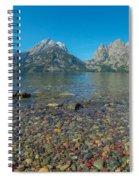 Jenny Lake Spiral Notebook