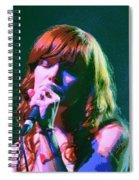 Jenny Lewis 2 Spiral Notebook