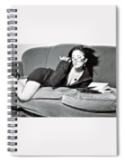 Jenny Love Spiral Notebook