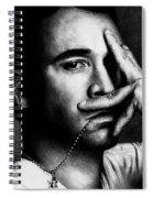 Jeremy Piven Spiral Notebook