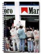 Jerez De La Frontera 1997 Spiral Notebook