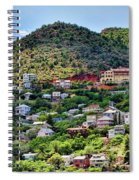 Jerome - Arizona Spiral Notebook