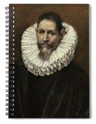 Jeronimo De Cevallos Spiral Notebook