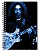 Jerry At Winterland 5 Spiral Notebook