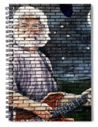 Jerry Garcia Spiral Notebook