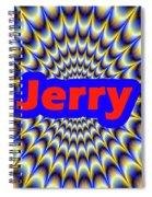 Jerry Spiral Notebook