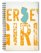 Jersey Girl Spiral Notebook