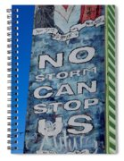 Jersey Resilience Spiral Notebook